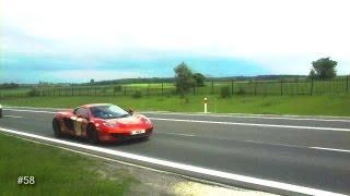 Gumball3000 in Poland 2013 (Robert Burneika, David Hasselhoff) 2017 Video