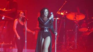 Body Say - Demi Lovato - Z Festival 2016