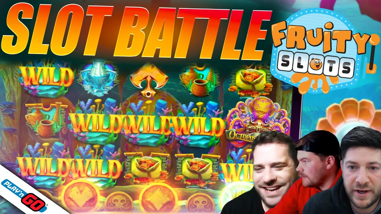Video Slots Battle Of Slots
