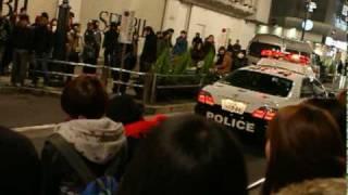 【STANCE PUNKS】ザ・ワールド・イズ・マイン 渋谷暴動編【PV】