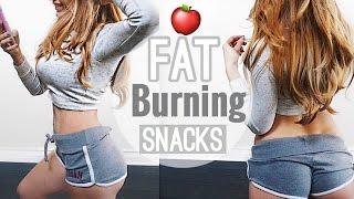 Fat BURNING Snacks + Metabolism Boosting