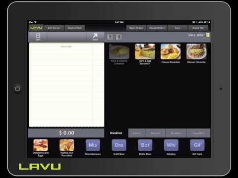 Lavu POS System Videos - Motus Financial