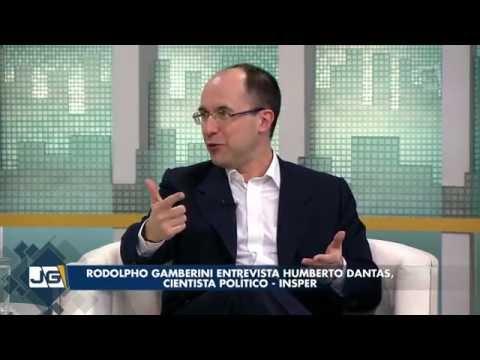 Rodolpho Gamberini entrevista Humberto Dantas, cientista político - Insper