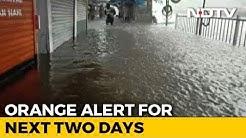 Mumbai Schools Shut Today As Heavy Rain Forecast, Train Delays Reported