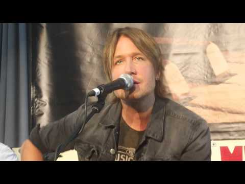 Keith Urban - Raise Em' Up - New Orleans