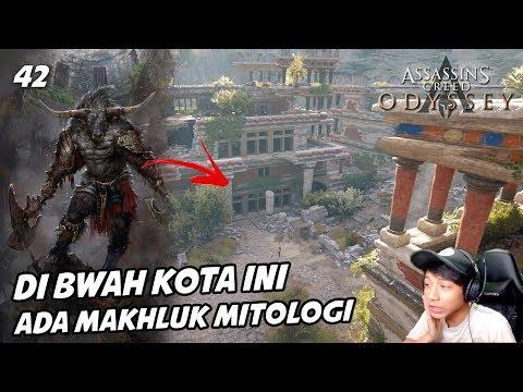 BERBURU ARTIFAK ATLANTIS DI KOTA ABANDONED   Assassin's Creed Odyssey #42 (sub indo) thumbnail