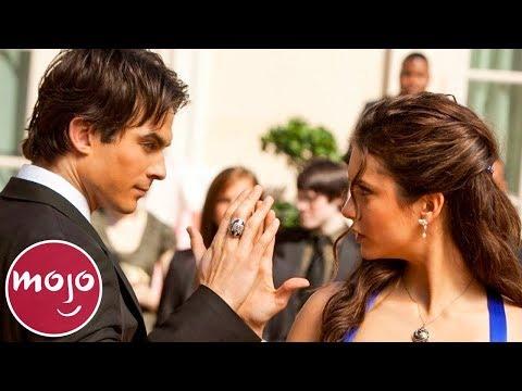 Top 10 Unforgettable Damon & Elena Moments