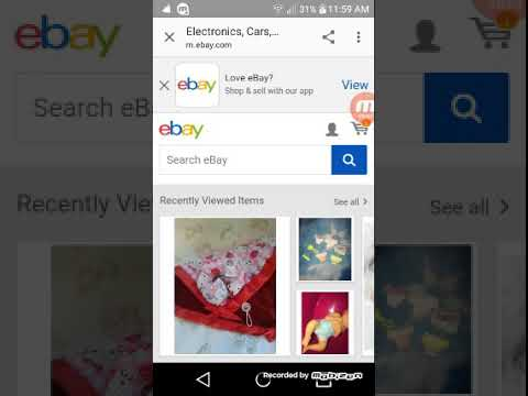 How to get free things on ebay (actually works not clickbait)