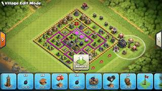 Dansk : (Clash of clans) Ny base. Ep 2
