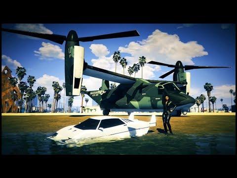 "GTA 5 Online - AVENGER (Aircraft Operation Center) EXPLAINED! - ""GTA 5 ONLINE THE DOOMSDAY HEIST"""
