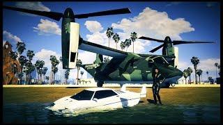 GTA 5 Online - AVENGER (Aircraft Operation Center) EXPLAINED! -