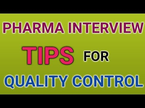 Untold secrets of Interview Tips in Quality Control || QC Interview TIPS || Pharma Guide