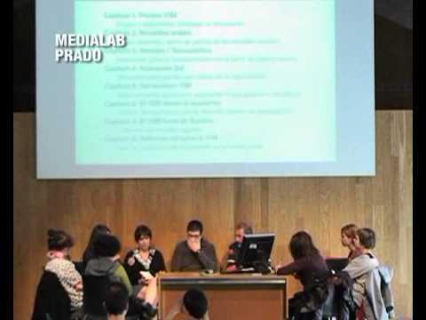 Sexta sesión de trabajo de 15M.cc Medialab Prado (22/05/2013)