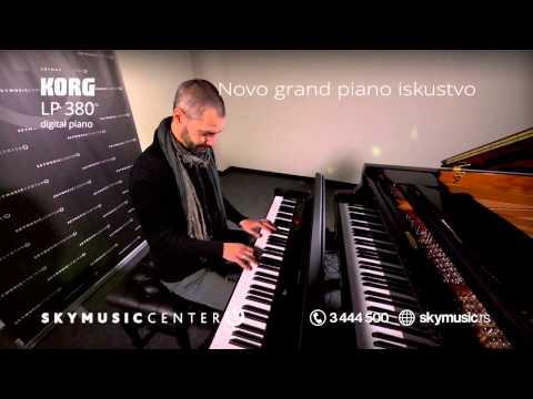 Korg LP 380 | Vasil Hadzimanov