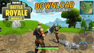 FORTNITE ANDROID | HOW to PLAY FORTNITE ON ALL ANDROID PHONES (Download) [APK]