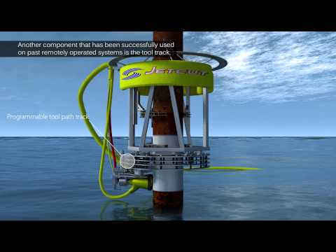 Automated Sub Sea Pile Eduction and Cleaning Tool (ASSPECT)