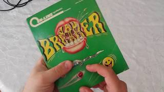 How to Play Original Atari 8 Bit Cassette Games on a Modern PC - featuring Jawbreaker (1981)