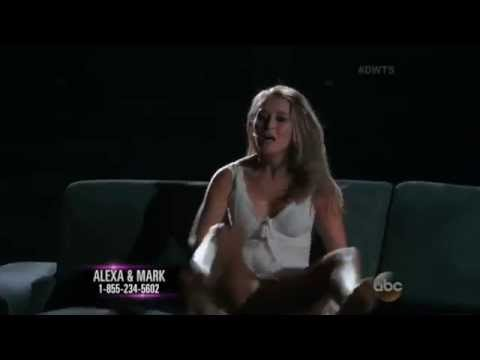 DWTS Season 21 week 9: Alexa PenaVega & Mark Ballas  Contemporary