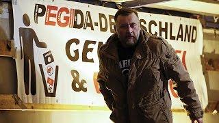 Pegida-Chef sorgt mit Goebbels-Bemerkung erneut für Schlagzeilen
