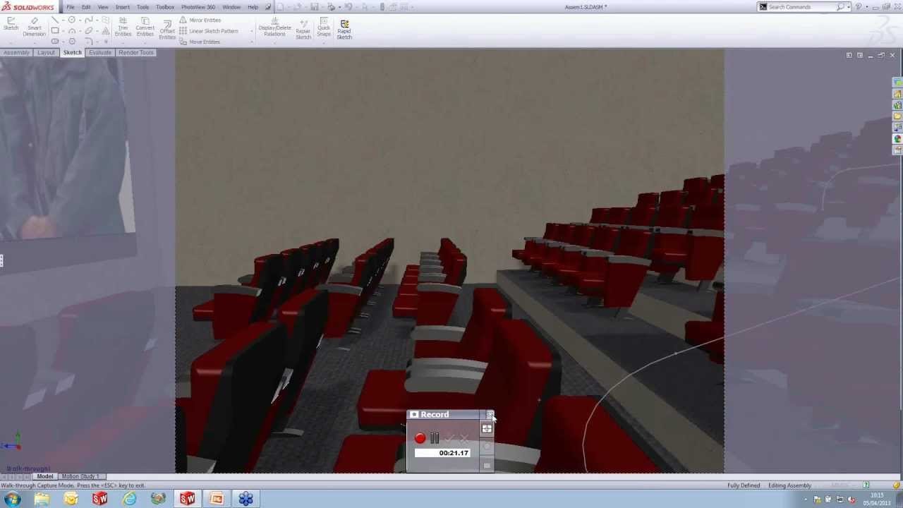 Solidworks basic animation tutorial point to point youtube.