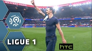 Paris Saint-Germain - OGC Nice (4-1)  - Résumé - (PARIS - OGCN) / 2015-16