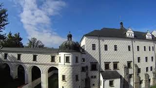 Чехия: путешествия украинского заробитчанина. Пардубицкий замок.