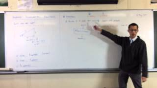 Introduction to Inverse Functions (warning: out of focus)