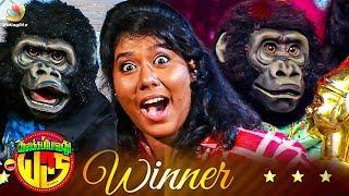 நம்புங்க! நிக்கி Voice என்னோடது தான் : KPY 8 Winner Niranjana I Vijay TV I Interview