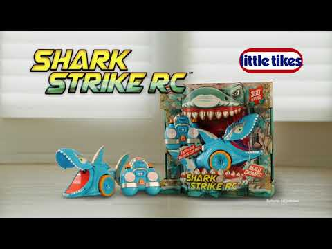 Shark Strike RC | By Little Tikes
