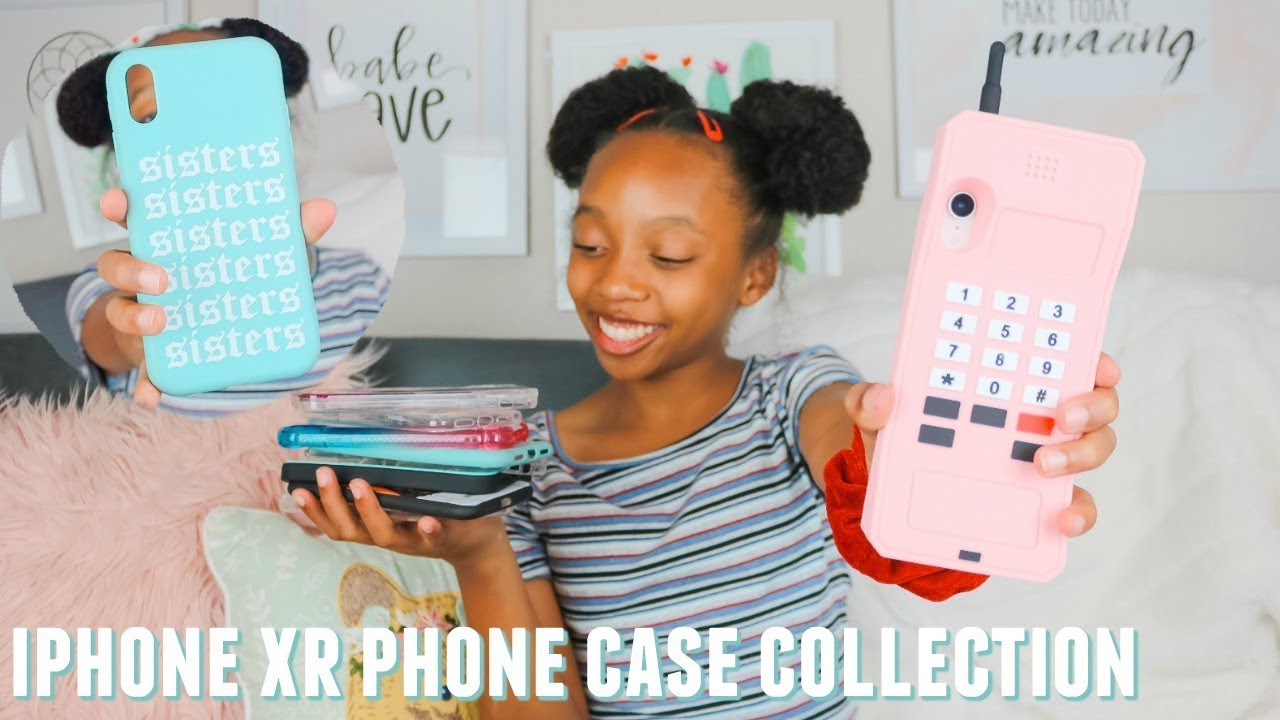 Iphone Xr Phone Case Collection 2019 Youtube