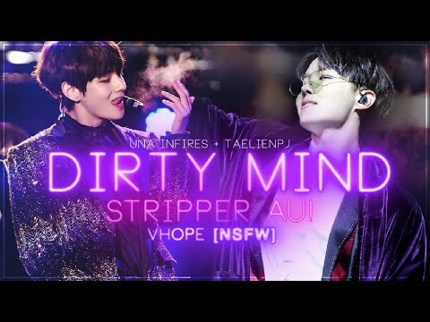 ✦Dirty Mind//Vhope//Stripper!au//Collab With Taelienpj (nsfw)