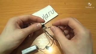 Как сделать кнопочный выключатель на одном симисторе