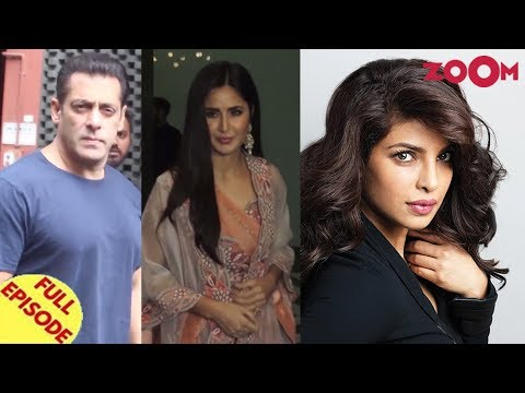 Bollywood stars celebrate Ganesh Chaturthi | Priyanka to make a comeback in Bollywood? & more Mp3