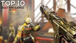 Top 10 Best FPS Games Coming in 2019