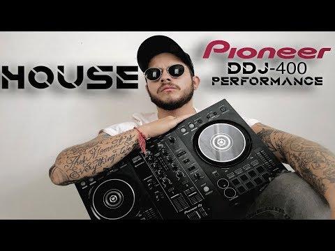 Pioneer DDJ 400 Performance Mix - House || Joseph G | |