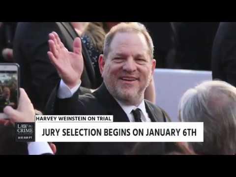 Harvey Weinstein Trial Special with Host Jesse Weber