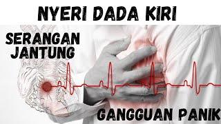Nyeri Dada Kiri, Sakit Jantung Atau Gangguan Panik ?   Dr. Ema Surya P