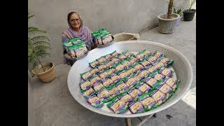 SOUPY NOODLES PREPARED by My GRANNY | Veg Noodles recipe | village food | Street Food | recipes