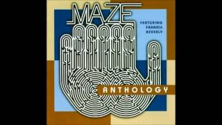 Official Maze Feat. Frankie Beverly - Back In Stride
