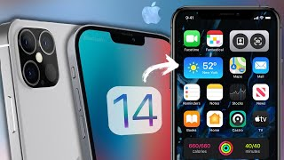 iOS 14 - CRAZY New Leaks! iPhone 12 Pro Details & AirPods X Confirmed?