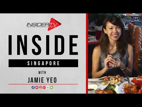 INSIDE Singapore | Travel Guide | October 2017