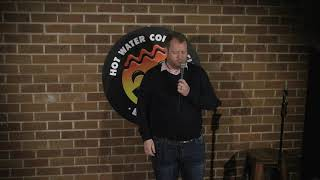 Nick Murphy LIVE at Hot Water Comedy Club