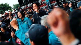 """1/10【焦点对话】蔡英文如连任,习近平如何应对?""""亲美""""还是""""亲中"""",台湾如何抉择?"""