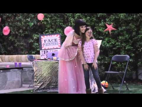Katy Perry - Making of the Birthday (Music Video)  EXCLUSIVE!