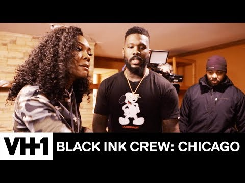Peep Your Favorite Moments from Season 3 | Black Ink Crew: Chicago