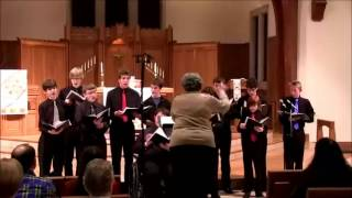 Vaughan Williams: Down among the dead men (arr., Emily Crocker)