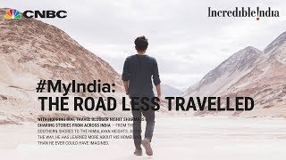 #MyIndia campaign - Incredible India | CNBC | India Tourism | Hopping Bug
