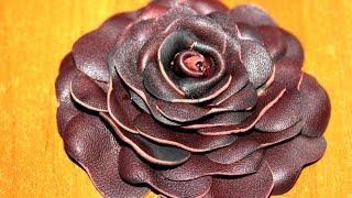 Как сделать цветок мастер класс