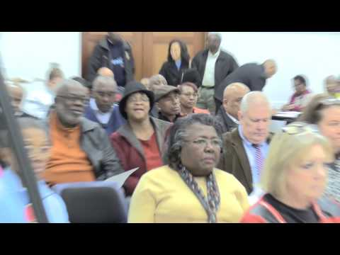 Sheriff Forum Hosted By Edgecombe County Democratic Women Part 1 The DCN Endorses Clee Atkinson