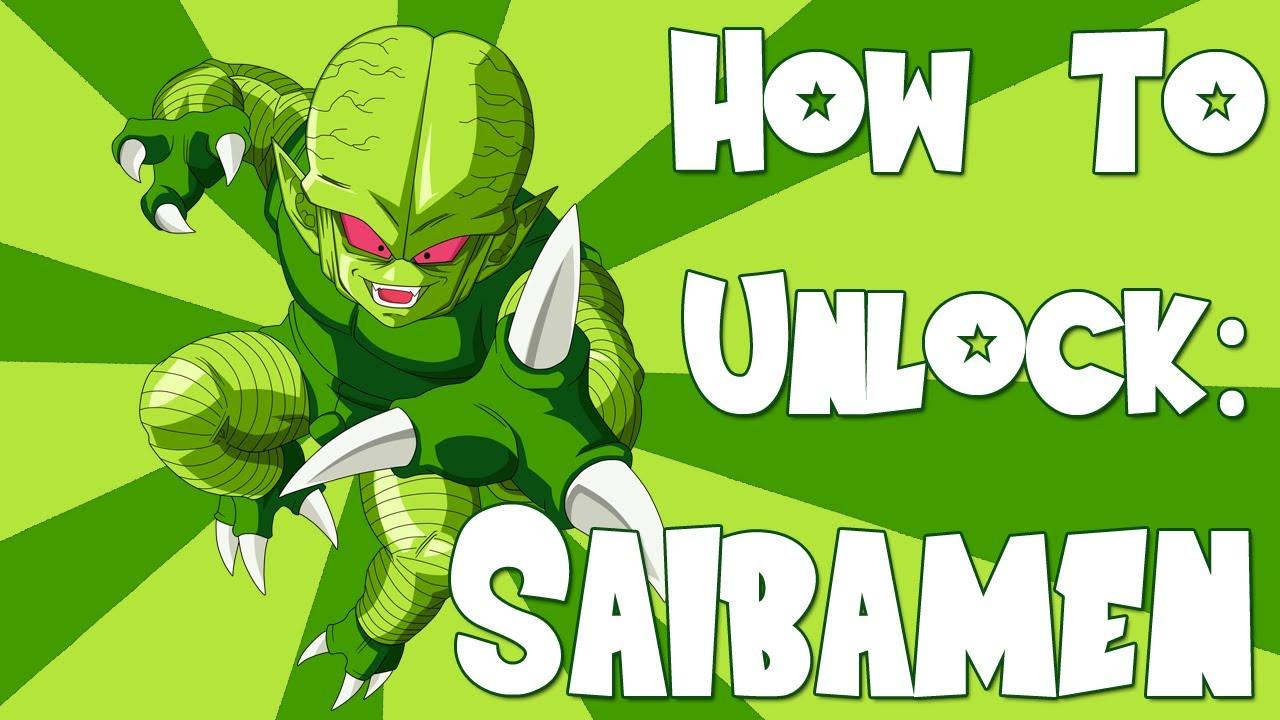 Dragon ball z hd collection how to unlock saibamen youtube - Dragon ball z 187 ...